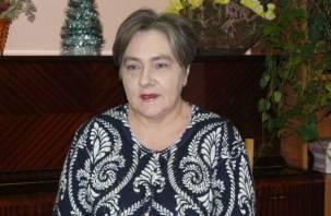 В Смоленске Елена Орлова представила «Тридцать второе октября»