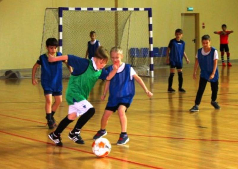 В Смоленске прошёл турнир по мини-футболу в честь православного святого