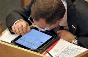 Чиновникам запретили пользоваться шрифтами из США и иностранным программным продуктом