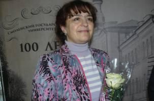 В Смоленском госуниверситете открыта выставка Натальи Куликовой
