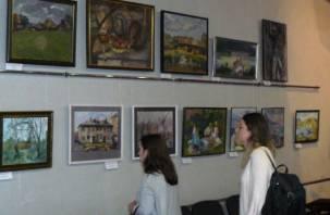 В Смоленске открылась выставка участников Нетризовских пленэров