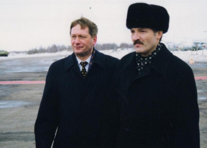 80-летний юбилей Беларуси Александр Лукашенко отмечал в Смоленске