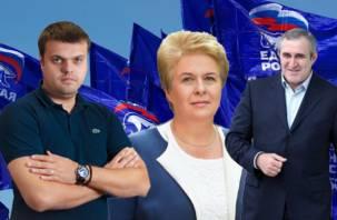 В Госдуме смоленские депутаты малополезны