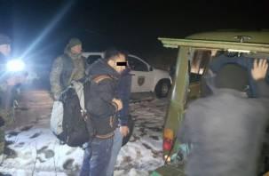13 украинцев пытались въехать инкогнито в Смоленскую область. План не удался