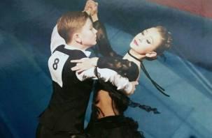 Смоляне приняли участие в мастер-классе по бальным танцам в Витебске