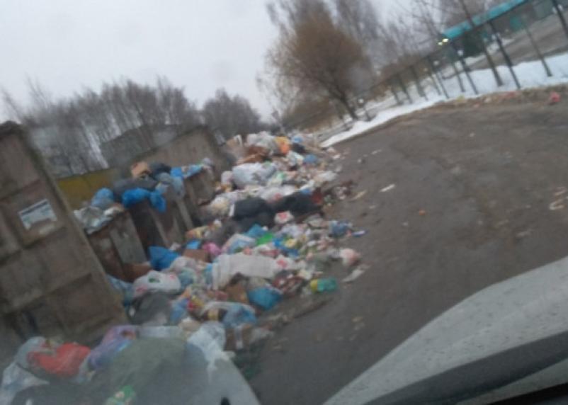 На Смоленщине продолжается мусорный конфликт