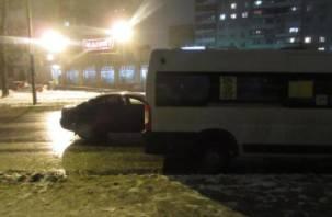 Подробности ДТП со сбитым пешеходом на Лавочкина в Смоленске