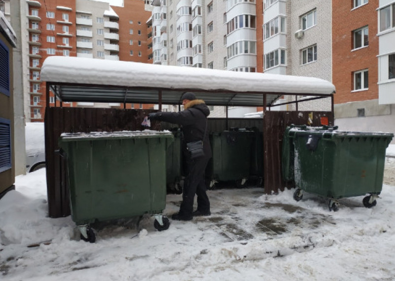 Названы регионы, замедляющие «мусорную реформу»