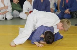 Смоленские и белорусские дзюдоисты участвовали в турнире в Десногорске