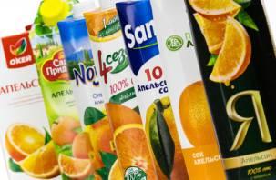 Росконтроль выяснил, какой апельсиновый сок пить опасно