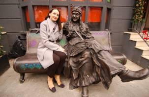 Дипломат-Баба Яга из Смоленска появилась в центре Лондона