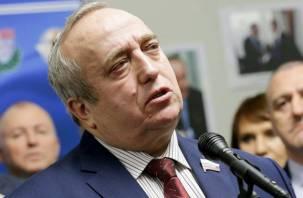 Сенатор от Смоленской области высказался по поводу противостояния с США