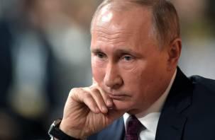 Мечтает пожать руку президенту. Путин пообещал исполнить мечты пяти больных детей