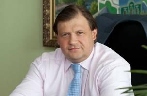 Максим Шкадов уходит с поста директора «Кристалла»