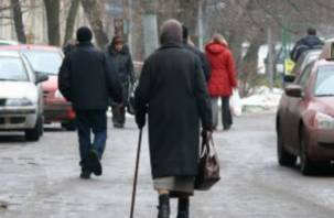 В России бездомных пенсионеров предложили брать в приемные семьи