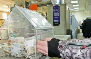 Смолянин украл из магазина ящик с пожертвованиями