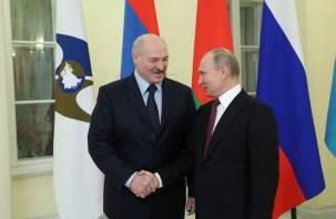 Изменения в Конституцию России связали с неудачным планом Путина по поглощению Белоруссии