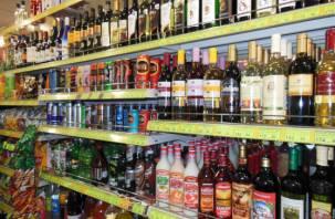 В Смоленском районе на магазинной краже попался подросток