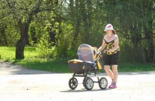 В России вдвое сократилась рождаемость