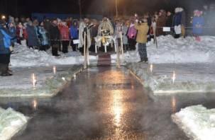 Опрос: россияне готовы окунуться в проруби на Крещение