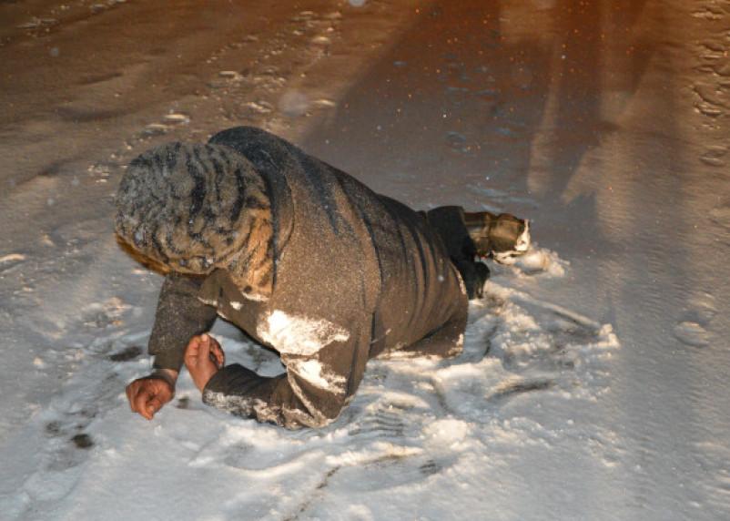 Сафоновский «отмороженный» устроил драку с бригадой медиков и полицейскими