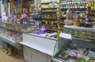 Двое смолян устроили ограбление супермаркета
