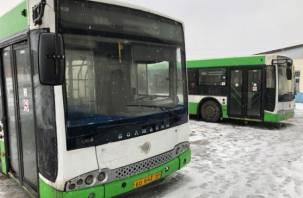 В ночь на Рождество в Смоленске автобус №22 будет ходить дольше
