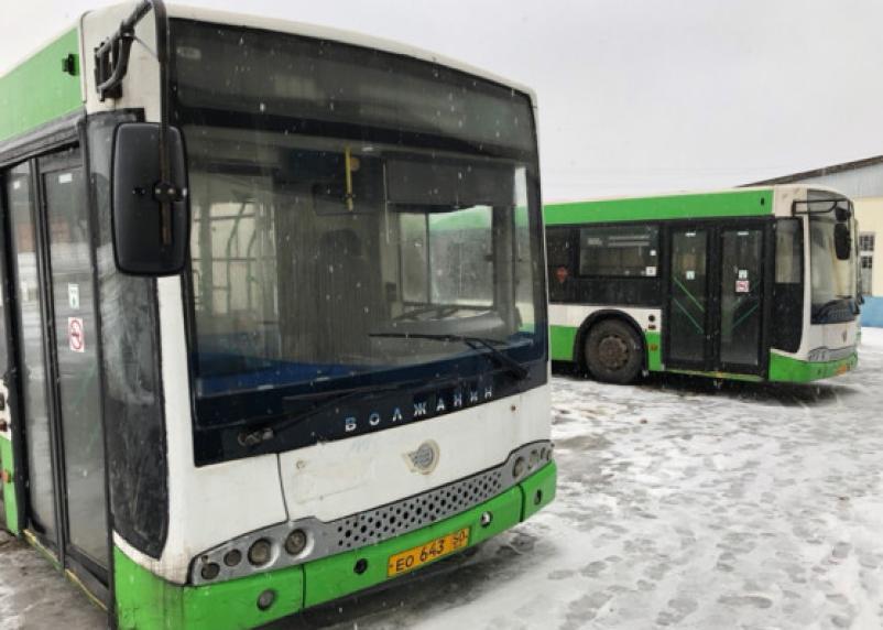 В Смоленске запустят дополнительный автобусный маршрут