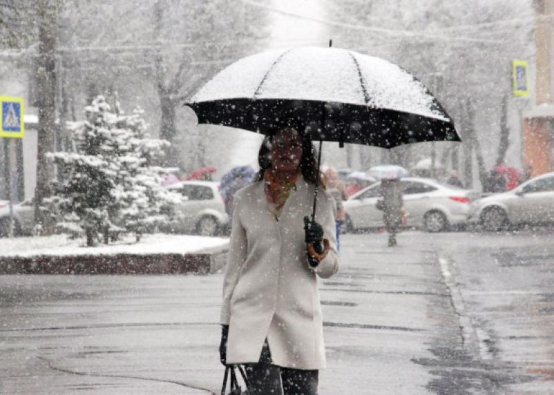 Рабочая неделя в Смоленске начнется с оттепели