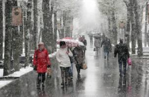 Синоптики прогнозируют в европейской части России аномальную погоду
