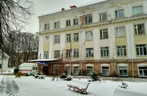 В Смоленске Ниссан сбил девушку на пешеходном переходе