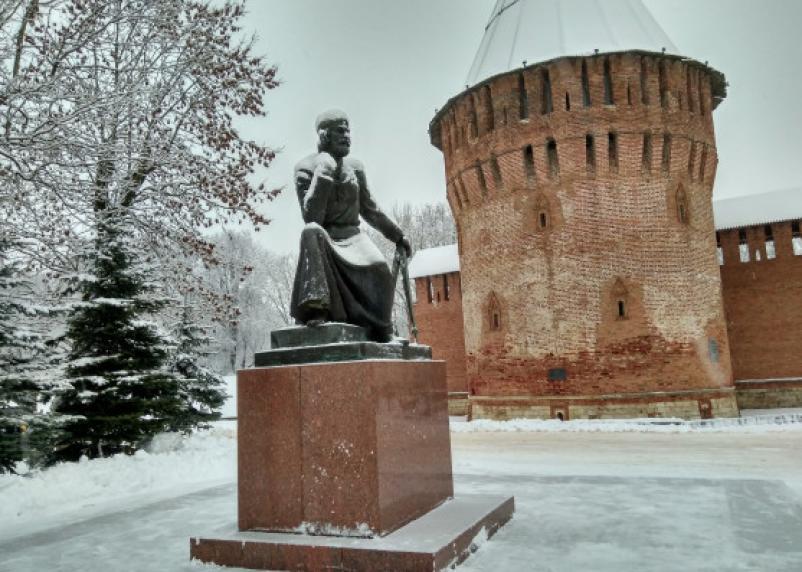 Смоленск вошел в список самых выгодных городов для отдыха на Новый год