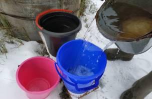 До выходных в Смоленске десятки домов останутся без воды