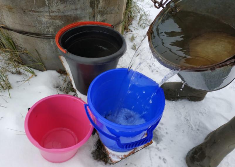 Сегодня в Смоленске на городке Коминтерна отключат воду