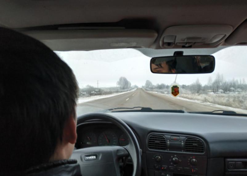 Смоленские водители часто стали ездить «под кайфом»