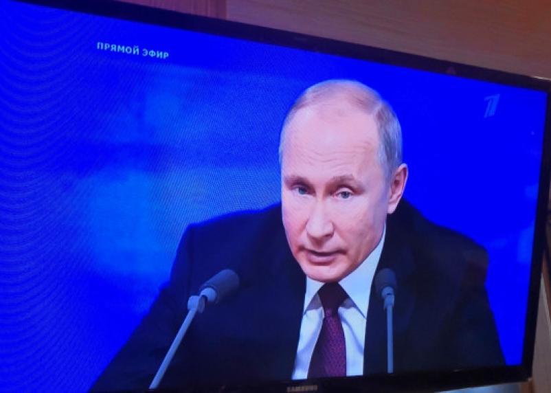 Регионы опасаются. Путин рассказал о переходе на цифровое ТВ