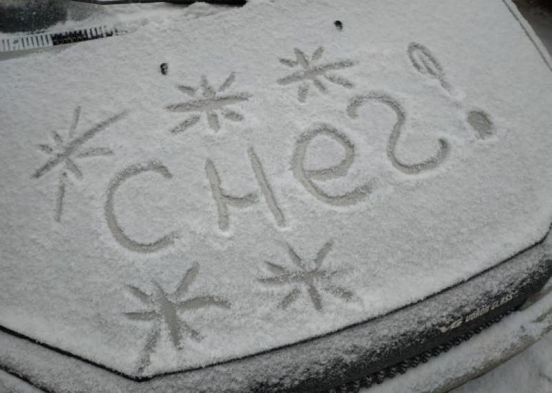 Снег никто не отменял. Смолян предупреждают о сильном ветре