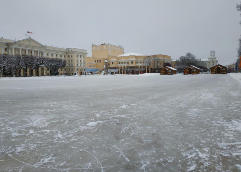 В Смоленске подготовят лыжные базы и катки