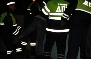 На праздничных выходных смоленские водители разъезжали пьяными за рулем
