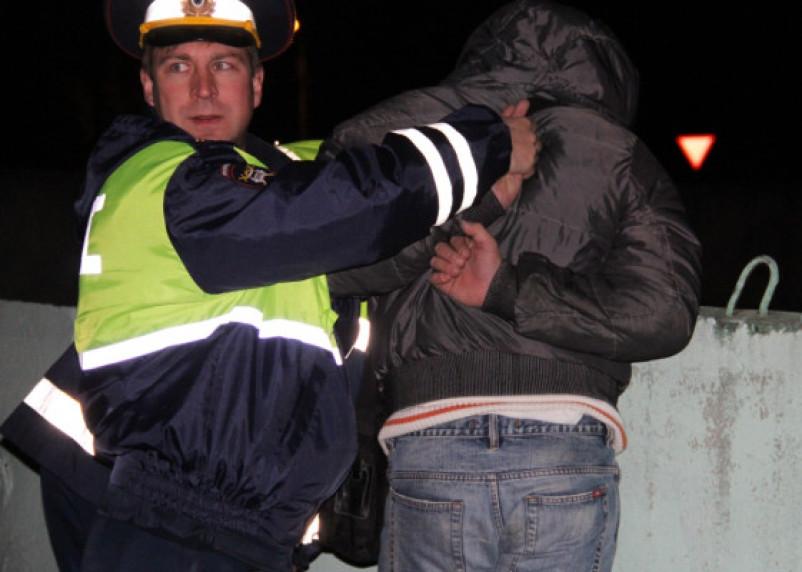 В Смоленской области поймали 10 автомобилистов без прав