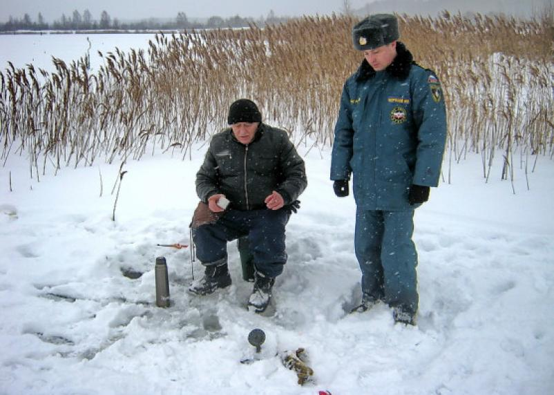 Сотрудники МЧС проверят смоленские озёра