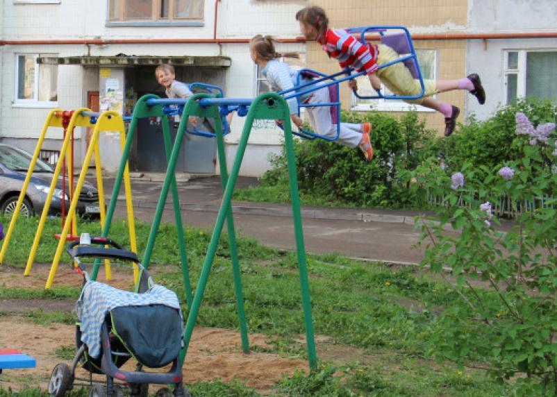 В России участились случаи исчезновения детей