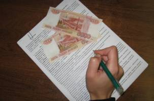 Смоленский предприниматель провернул свою аферу на 75 тысяч через банк