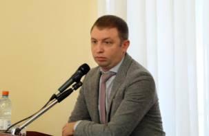 С «потерявшимся» замом главы города Смоленска не продлили договор