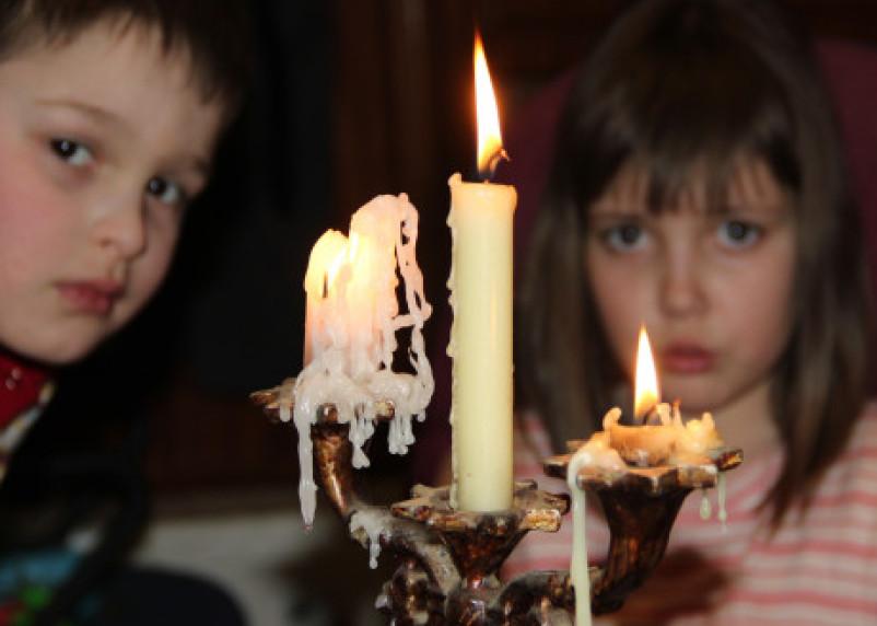 Ершичский район остался без света