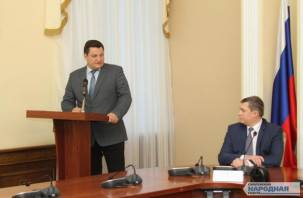 Без шансов, без вариантов: главу Смоленска «сольют» по новому регламенту