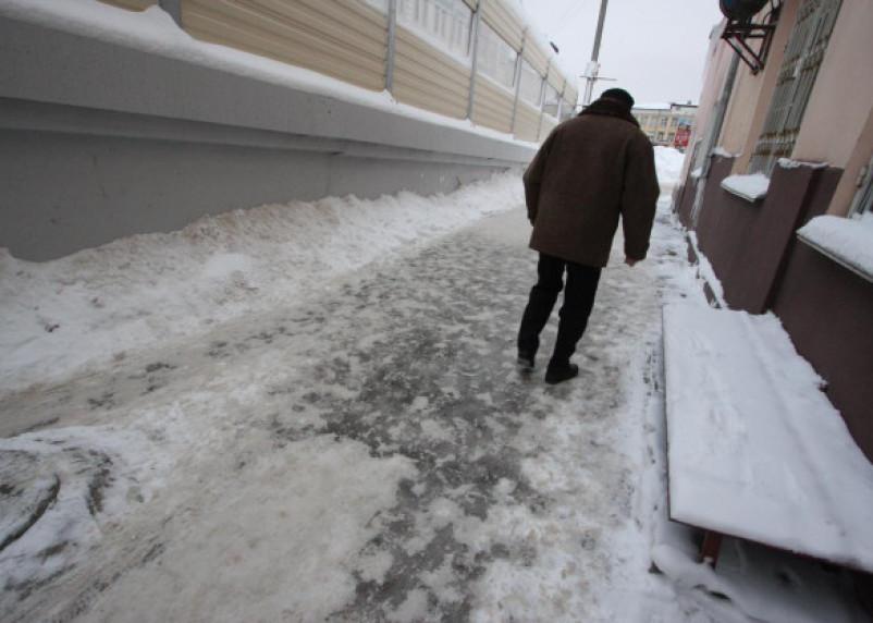 В Смоленской области объявлен «желтый» уровень погодной опасности
