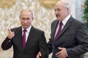 Переговоры Путина с Лукашенко решили сделать закрытыми