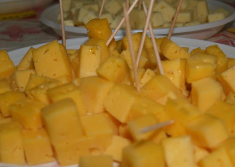 В Смоленскую область пытались ввезти запрещённый сыр из Беларуси