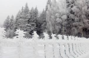 На Россию надвигаются экстремальные холода